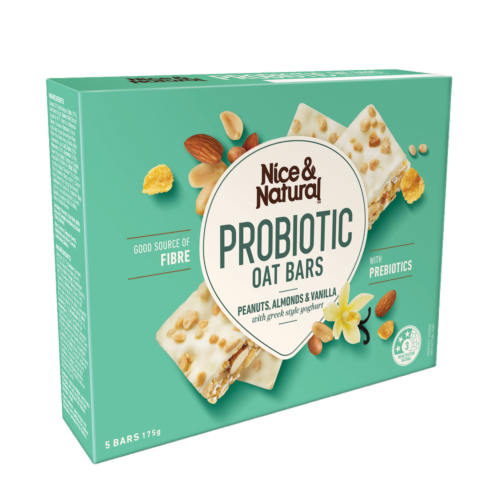 Peanut, Almonds & Vanilla with Greek Style Yoghurt product image